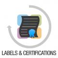 Labels & certifciations